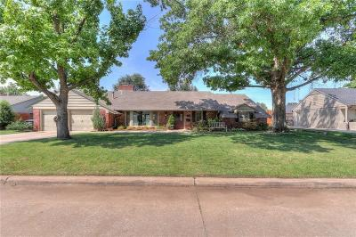 Oklahoma City Single Family Home For Sale: 1409 Brighton Avenue