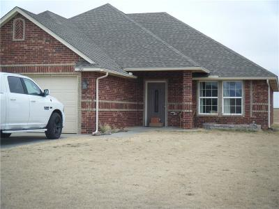 Tuttle Single Family Home For Sale: 1314 Daniel