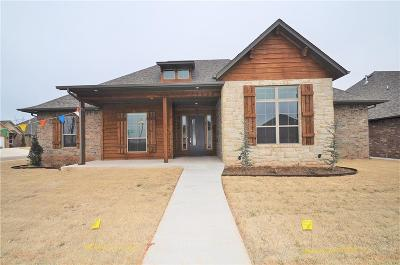 Edmond Single Family Home For Sale: 3224 Drake Crest