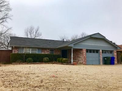 Norman Single Family Home For Sale: 1510 Sunrise Circle