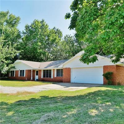 Single Family Home For Sale: 18406 Hwy 177