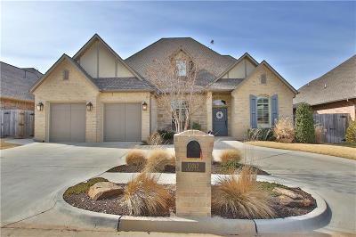 Oklahoma City Single Family Home For Sale: 10317 Sunset Lane