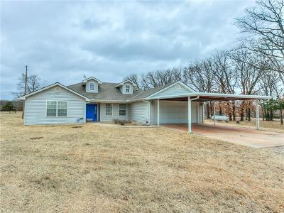 Guthrie Single Family Home For Sale: 7424 Evergreen Avenue