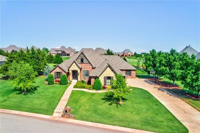 Edmond Single Family Home For Sale: 21986 Black Walnut Circle