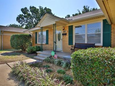 Oklahoma City Single Family Home For Sale