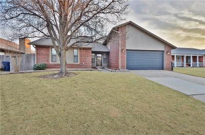 Edmond Single Family Home For Sale: 1716 NW 177th Street