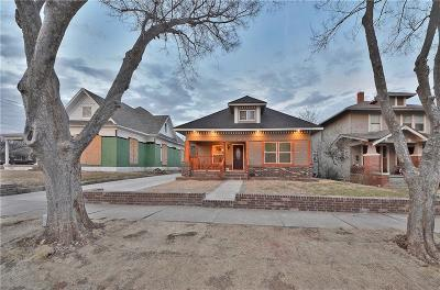 Oklahoma City Single Family Home For Sale: 1135 NW 12th Street