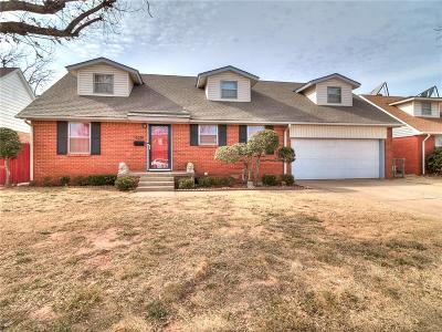 Oklahoma City Single Family Home For Sale: 4219 N Reeder Avenue