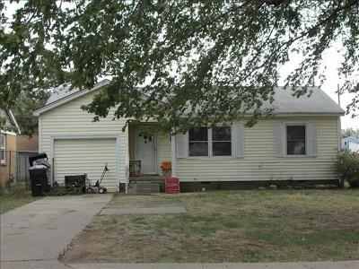 Norman Single Family Home For Sale: 1411 Eisenhower Road