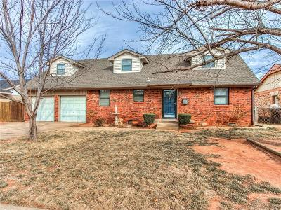 Oklahoma City Single Family Home For Sale: 4220 N Reeder Avenue