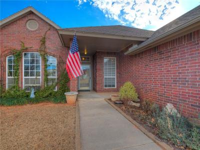 Blanchard OK Single Family Home For Sale: $200,000