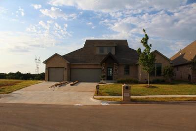 Edmond Single Family Home For Sale: 6925 Timber Crest Way