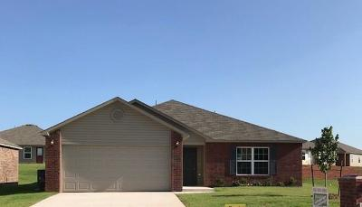 Oklahoma City Single Family Home For Sale: 3328 SE 94th Street