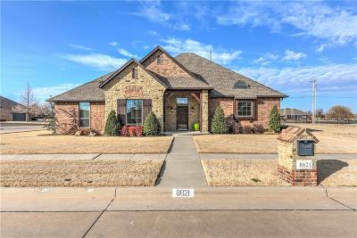 Oklahoma City Single Family Home For Sale: 8621 NW 70th Street