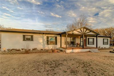 Blanchard OK Single Family Home For Sale: $99,000