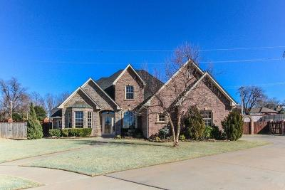 Norman Single Family Home For Sale: 4800 Wellman Drive