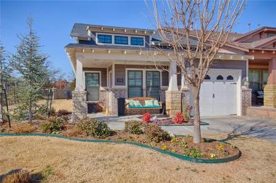 Oklahoma County Condo/Townhouse For Sale: 501 Outer Banks