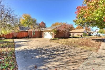 Moore Single Family Home For Sale: 3513 Tiffany