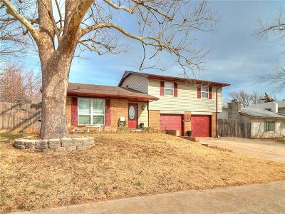 Yukon Single Family Home For Sale: 503 Cherry Avenue