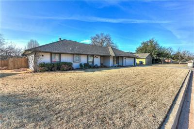 Oklahoma City Single Family Home For Sale: 4124 Cherry Hill Lane