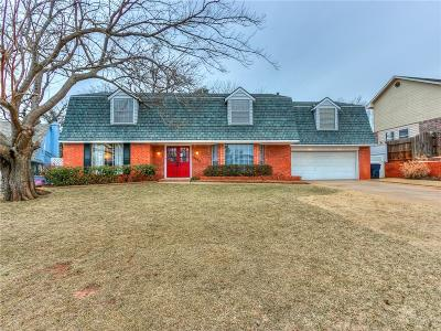 Oklahoma City Single Family Home For Sale: 6404 Ellen Lane