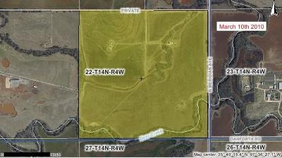 Oklahoma County Residential Lots & Land For Sale: 19200 N Meridian