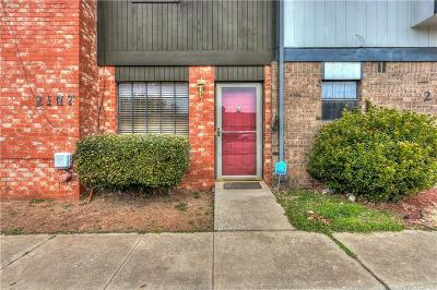 Oklahoma County Condo/Townhouse For Sale: 2107 NW 118th Terrace