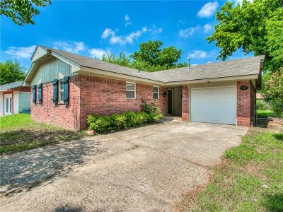 Norman Single Family Home For Sale: 1308 Tenkiller Lane