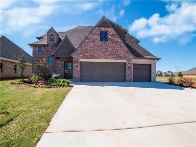 Edmond Single Family Home For Sale: 2424 Semillon Way