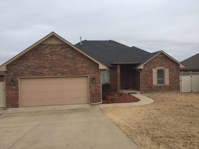 Midwest City Single Family Home For Sale: 612 N Timber Road