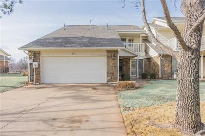 Oklahoma County Condo/Townhouse For Sale: 613 Doe Trail