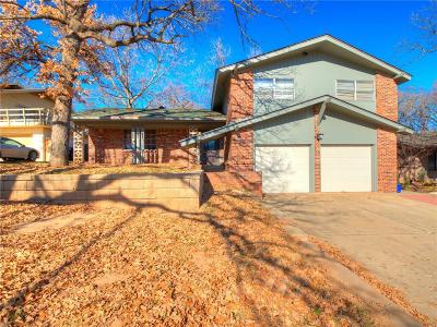 Oklahoma City Single Family Home For Sale: 5013 NW 26th Street