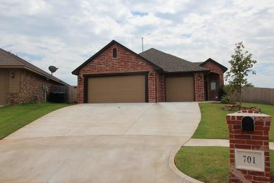 Canadian County Rental For Rent: 701 Abilene Way