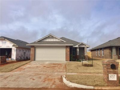 Oklahoma City Single Family Home For Sale: 4717 Pyrope Lane