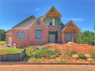 Edmond Single Family Home For Sale: 8017 Grass Creek Drive