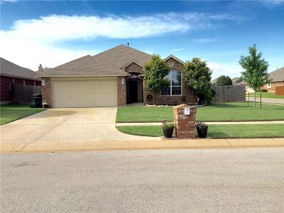 Moore Single Family Home For Sale: 901 40th