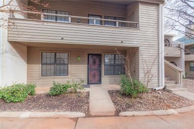 Oklahoma City Condo/Townhouse For Sale: 11130 N Stratford Drive #323