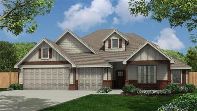 Edmond Single Family Home For Sale: 18657 Groveton Boulevard