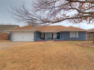 Oklahoma City Single Family Home For Sale: 7420 NW 103rd Terrace