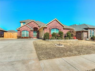 Edmond Single Family Home For Sale: 2325 NW 153rd Street