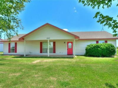 Guthrie Single Family Home For Sale: 5840 N Highway 74c