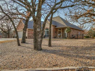 Edmond Single Family Home For Sale: 8453 Cascata Way