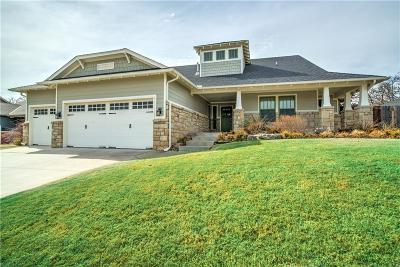Edmond Single Family Home For Sale: 525 Falling Sky Drive