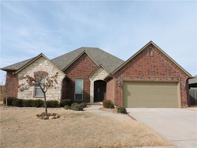 Norman Single Family Home For Sale: 4201 Slater Drive