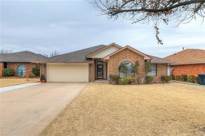 Oklahoma City Single Family Home For Sale: 7213 NW 102nd Street