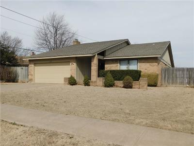 Oklahoma City Single Family Home For Sale: 2441 SW 95th Street