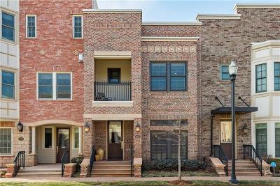 Oklahoma City Condo/Townhouse For Sale: 418 NE 1st Street