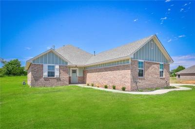Edmond Single Family Home For Sale: 14725 Meadow Ridge Lane