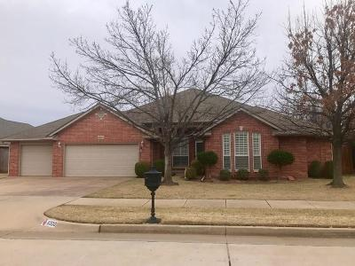 Oklahoma City Single Family Home For Sale: 8300 NW 64th Terrace