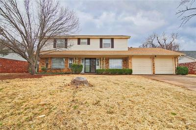 Oklahoma City Single Family Home For Sale: 2612 NW 114th